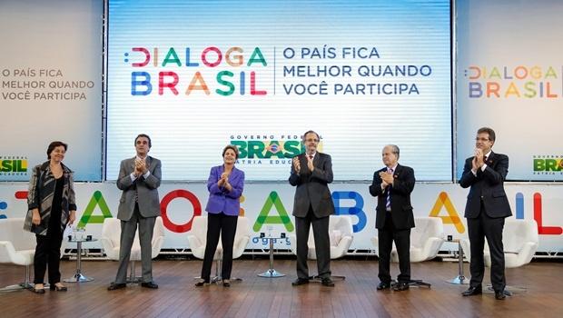 Evento de lançamento teve início às 15 horas em Brasília | Foto: Ichiro Guerra/PR