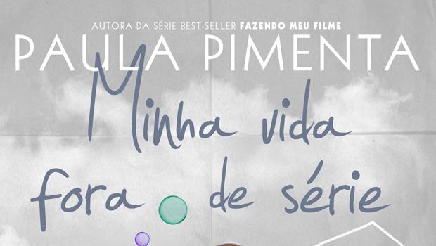 """Paula Pimenta lança """"Minha vida fora de série 3"""" na Livraria Fnac"""