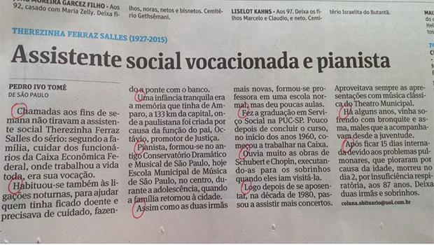 """Jornalista pede demissão e escreve ofensa à """"Folha de S. Paulo"""" em anagrama"""
