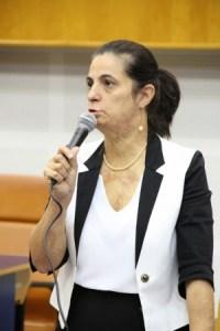 Dra. Cristina Lopes diz que experiência como vereador não é primordial | Foto: Alberto Maia/Câmara de Goiânia