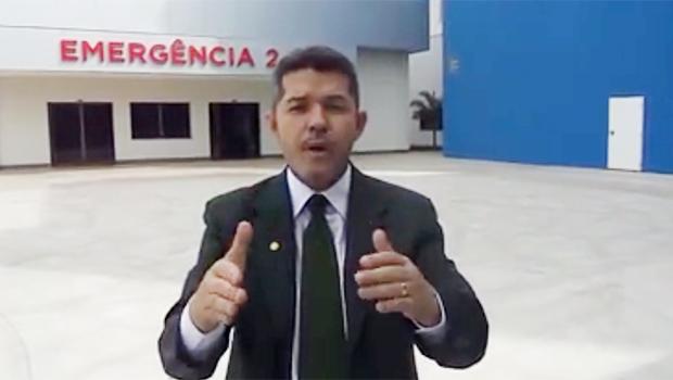 Delegado Waldir é o primeiro a se reunir com os vereadores tucanos de Goiânia