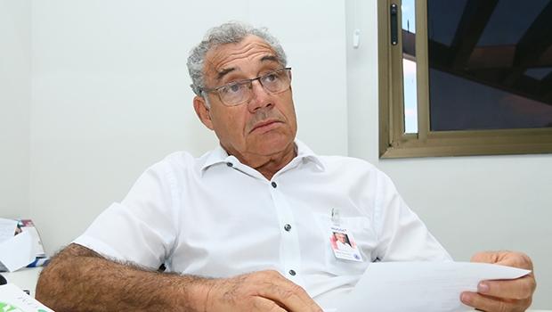 """Diretor-geral do Hugol, Hélio Ponciano: """"O hospital é voltado para o atendimento de pacientes com casos de média e alta complexidade"""""""