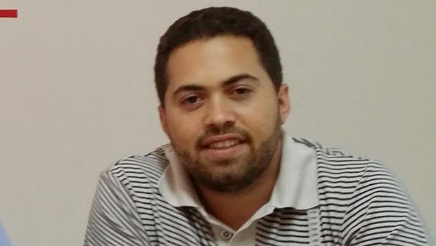 Johnathan Ferreira deve ser candidato a vereador em Goiânia | Foto: Yago Rodrigues Alvim / Jornal Opção