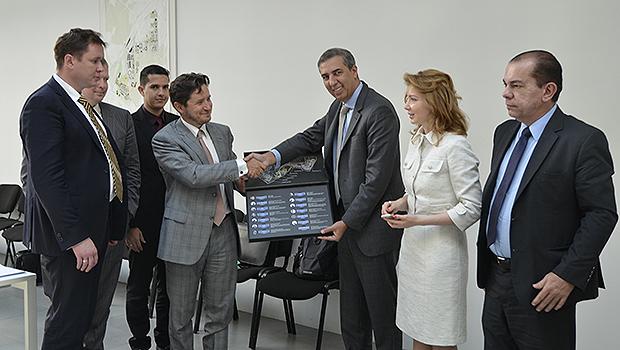 Banco russo financia tratamento de água com tecnologia nuclear na Saneago