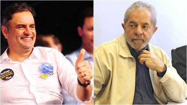 Foto: George Gianni; Heinrich Aikawa/Instituto Lula