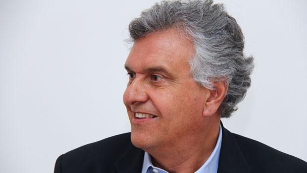 Senador goiano Ronaldo Caiado (DEM)   Foto: Fernando Leite/ Jornal Opção