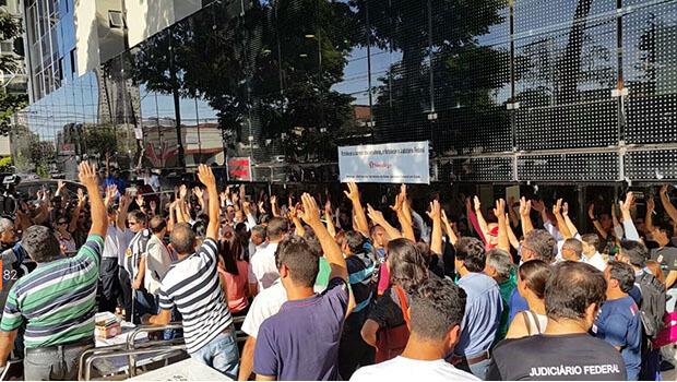 Servidores do Judiciário Federal suspendem greve em Goiás