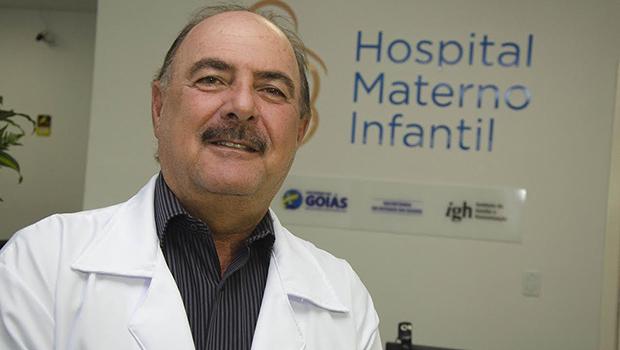 Médico Zacharias Calil confirma que disputará eleição
