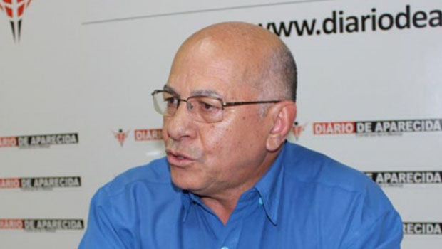 O professor e empresário Alcides Ribeiro deve assumir o comando do PSDB de Aparecida de Goiânia