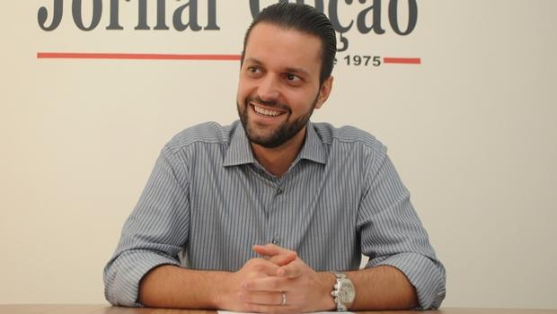 Alexandre Baldy pode ter saído do PSDB para disputar o governo de Goiás em 2018