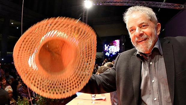 Ex-presidente Luiz Inácio Lula  da Silva: pode ainda ser tomado como o possível salvador do governo Dilma? Não se sabe