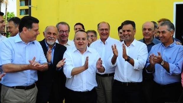 """Marconi: """"Centro-Oeste é a maior nação tucana do Brasil"""""""