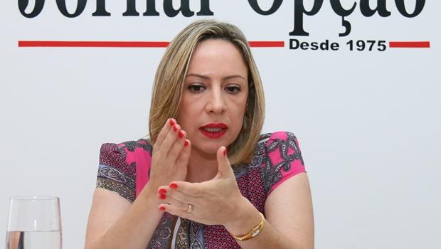 Adriana Accorsi nega encontro com Vanderlan para discutir eleições municipais