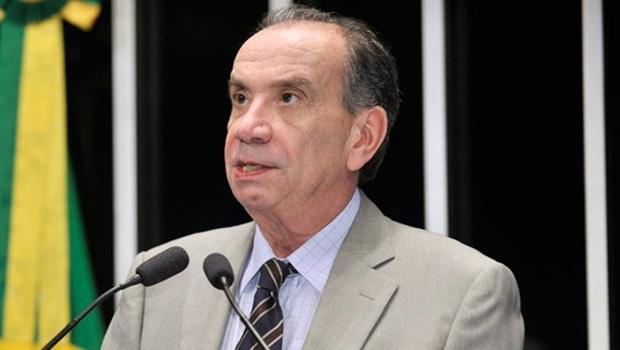 Aloysio Nunes diz que PSDB apoiará impeachment de Dilma Rousseff