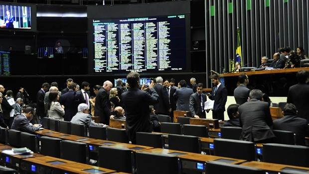 Plenário da Câmara | Foto: Luis Macedo