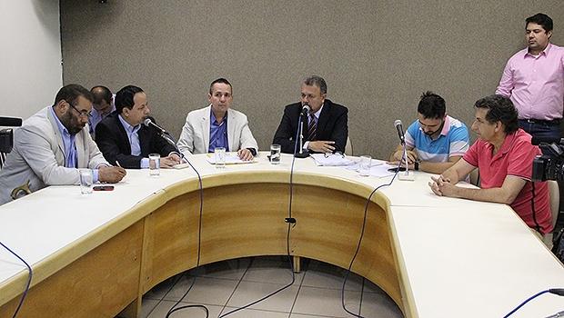 Em reunião na Câmara, CEI novos convocados | Foto: Divulgação
