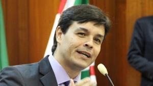 Cleber Dias é segundo suplente de vereador | Foto: Alberto Maia/Câmara de Vereadores