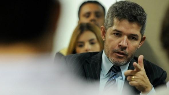 Delegado Waldir afirma que tem o que é preciso para governar Goiânia | Foto: Renan Accioly / Jornal Opção