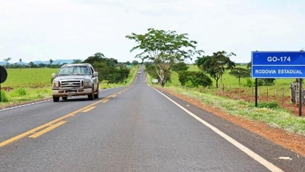 Agetop vai recuperar a GO-174, entre Rio Verde e Montividiu