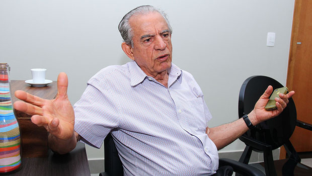 Revista Época diz que a Odebrecht deu 500 milhões e Iris Rezende usou o dinheiro pra comprar fazenda