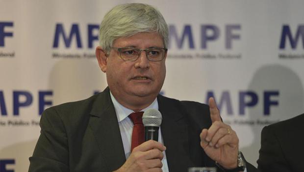 """Em Goiânia, Rodrigo Janot se recusa a falar sobre """"petrolão"""""""