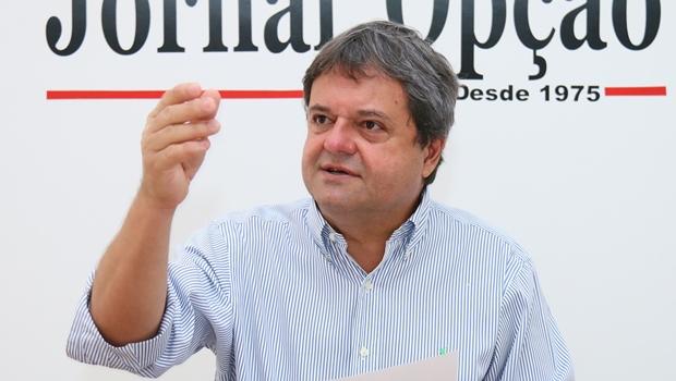 Lucas Calil diz que seu grupo político vai bancar Jayme Rincón para deputado federal