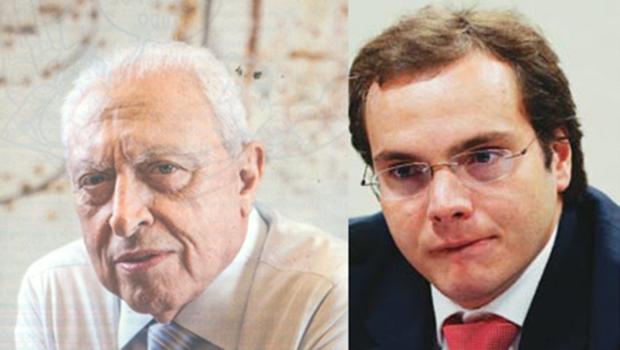 Milton Schahin e Lúcio Funaro: briga nos bastidores do petrolão revela que o capitalismo brasileiro tem facetas virulentas e arcaicas | Divulgação