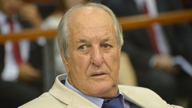 Deputado Mané de Oliveira fica no PSDB | Foto: Marcos Kennedy / Alego