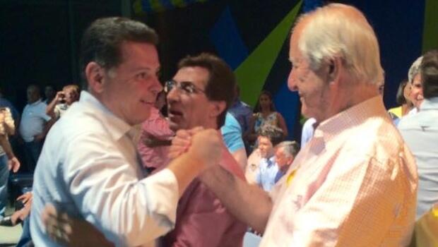 Mané de Oliveira diz que fica no PSDB e aceita vice na disputa por Goiânia