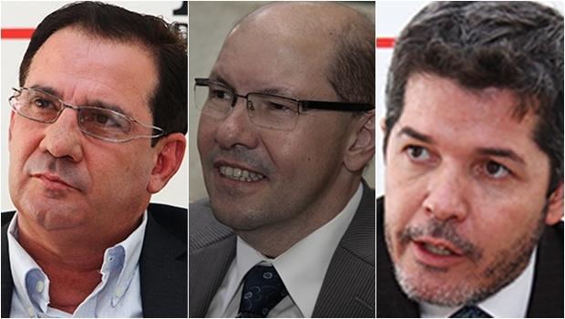 Demóstenes Torres, Vanderlan Cardoso e deputado Delegado Waldir: a sucessão embaralhada no ano que vem