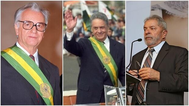 Câmara aprova contas de Itamar, FHC e Lula