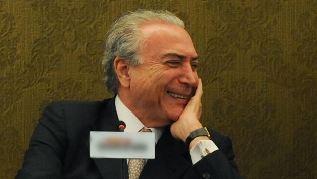 Michel Temer evitou falar sobre volta da CPMF | Foto: José Cruz / Agência Brasil