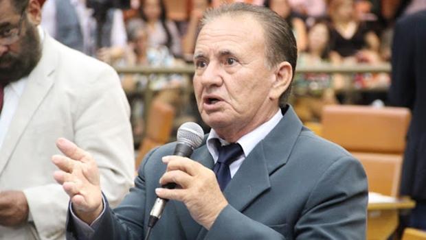 Presidente da comissão deu bronca em colegas ausentes | Foto: Alberto Maia/Câmara de Goiânia