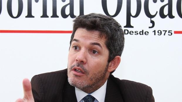 Deputado federal Delegado Waldir, do PSDB | Foto: Fernando Leite/Jornal Opção