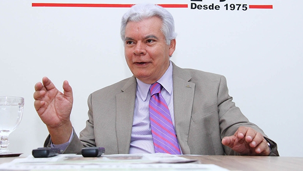 Superintende executivo de Comércio Exterior, William Leyser O'Dwyer