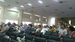 Assembleia foi realizada na tarde desta terça-feira, 29 | Foto: Giselma Ribeiro de Souza