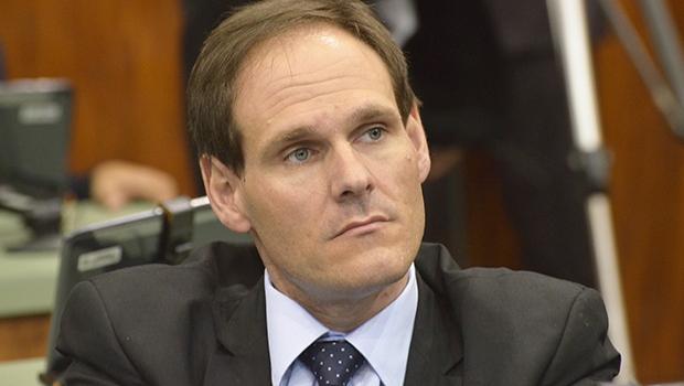 Deputado estadual Lissauer Vieira