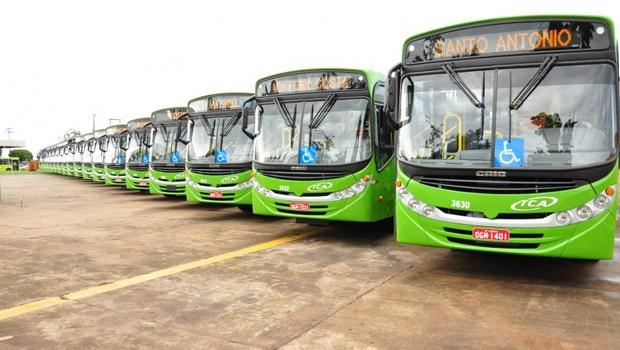 103 novos ônibus vão entrar em circulação a partir de novembro
