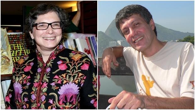 Cora Rónai e Marceu Vieira: vítimas da recessão do Globo | Fotos: reprodução / internet