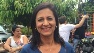 Célia Valadão quer Iris novamente na prefeitura | Foto: Alexandre Parrode