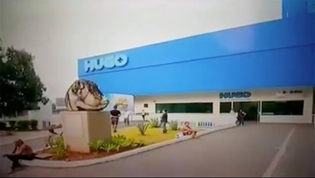 Hugo foi destaque de reportagem da Rede Record nacional | Foto: Reprodução/Facebook