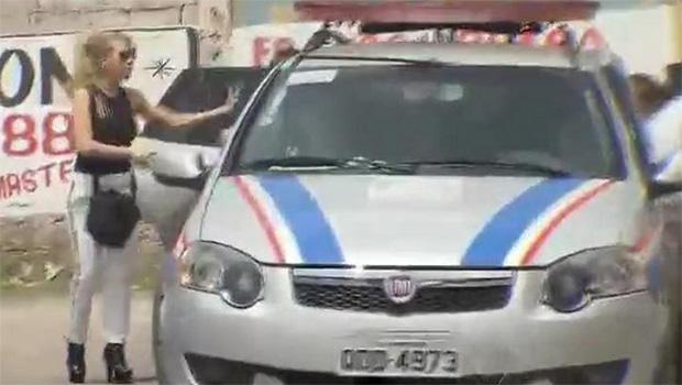 Joelma presta depoimento contra Chimbinha em delegacia do Pará