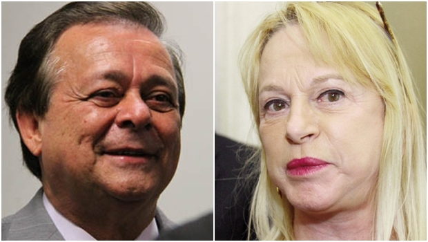 Jovair Arantes e Magda Mofatto| Fotos: site - Jovair Arantes/ Fernando Leite