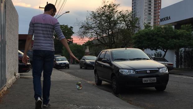Multa para quem jogar lixo na rua pode ser implantada em Goiânia