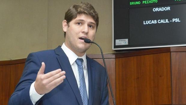 De saída do PSL, Lucas Calil se filiará ao PP apenas se partido continuar na base
