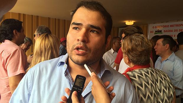 Deputado federal Lucas Vergílio faz pré-campanha super profissional