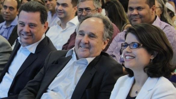Senador e ex-ministro da Educação, Cristovam Buarque (PDT-DF) foi um dos palestrantes do evento | Foto: Mantovani Fernandes