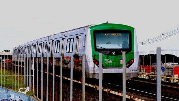 Metrô do Distrito Federal | Foto: reprodução