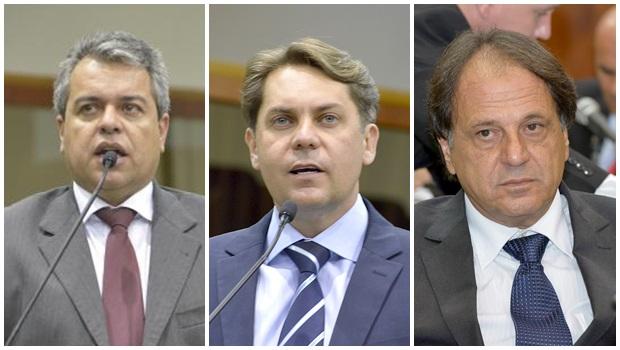Deputados do PMDB afiançam apoio a José Nelto