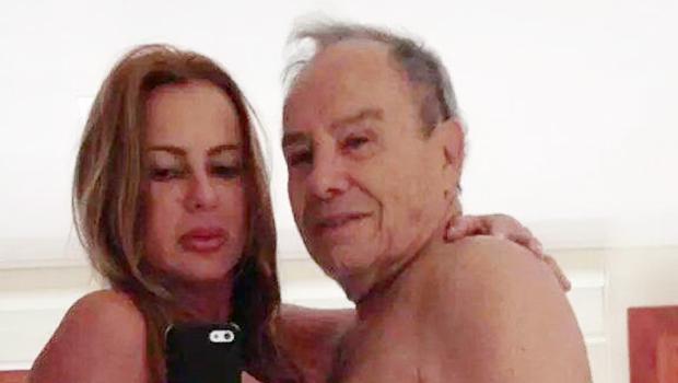 Pessoa que vazou fotos de Stênio Garcia pode não ser punida, alerta advogado